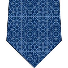 Columbia University - Silk Tie Art
