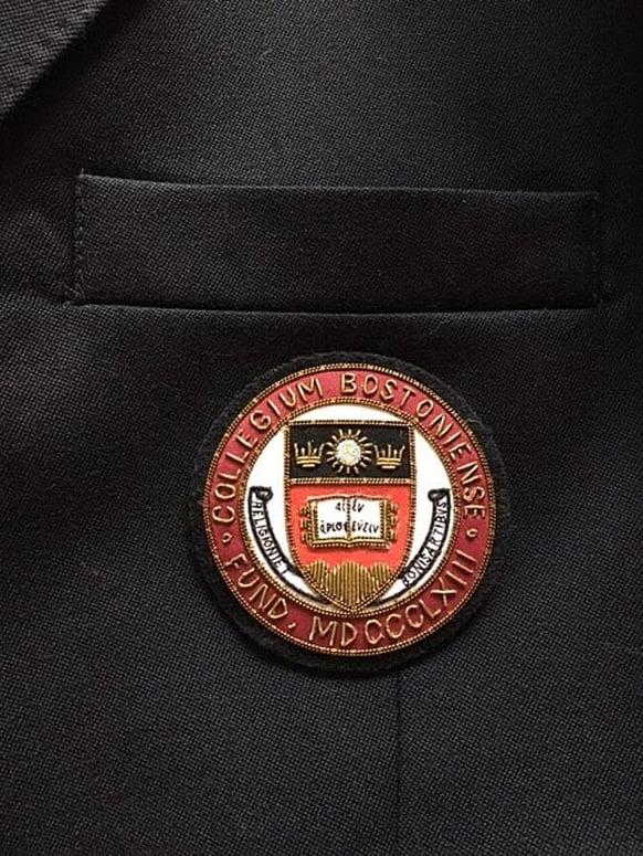 medallion badge