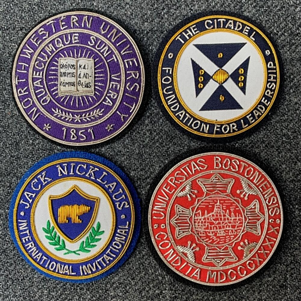 medallion badges